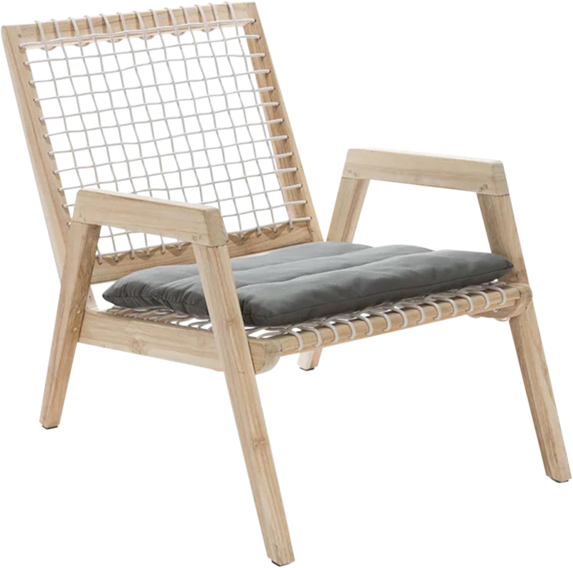 Teaka Side Chair