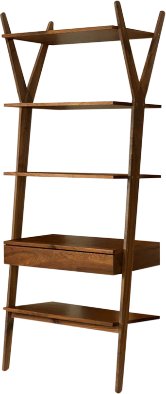 Lignum Shelves