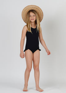 Girl Ashlyn one piece Black