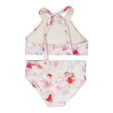 Load image into Gallery viewer, Caya girls bikini in Pink Floral
