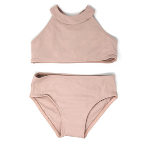 Caya girls bikini in Rose