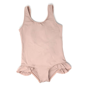 Ashlyn girls one piece in Rose