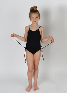 Kirra girls one piece in Black