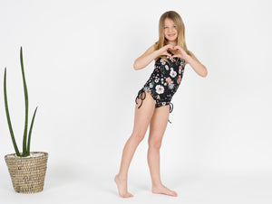 Kirra girls one piece in Cali Floral