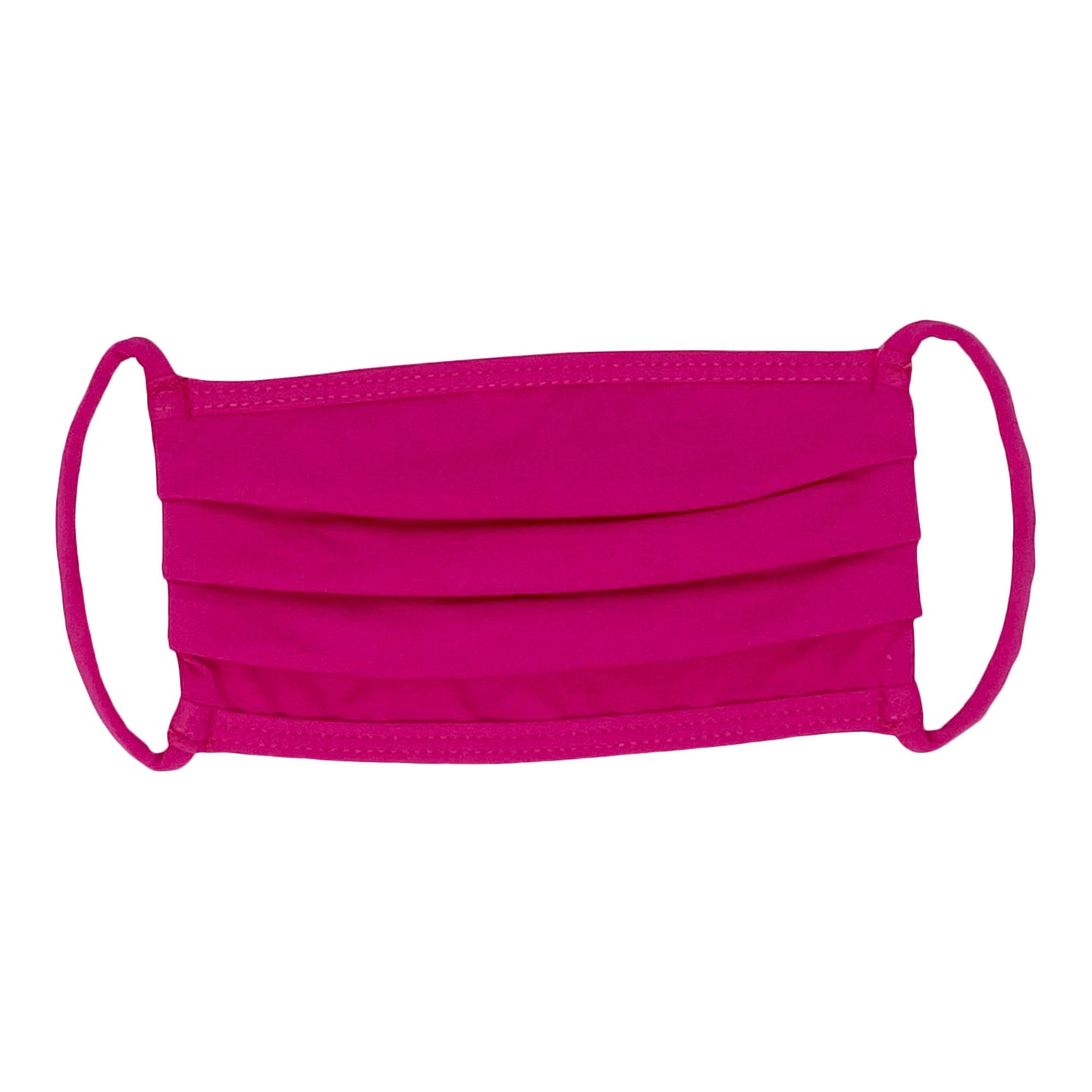Children's Mask in Fuchsia