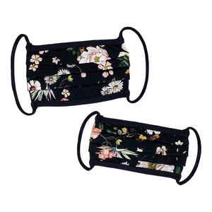 Mask SET in Cali Floral (Mommy and Me)