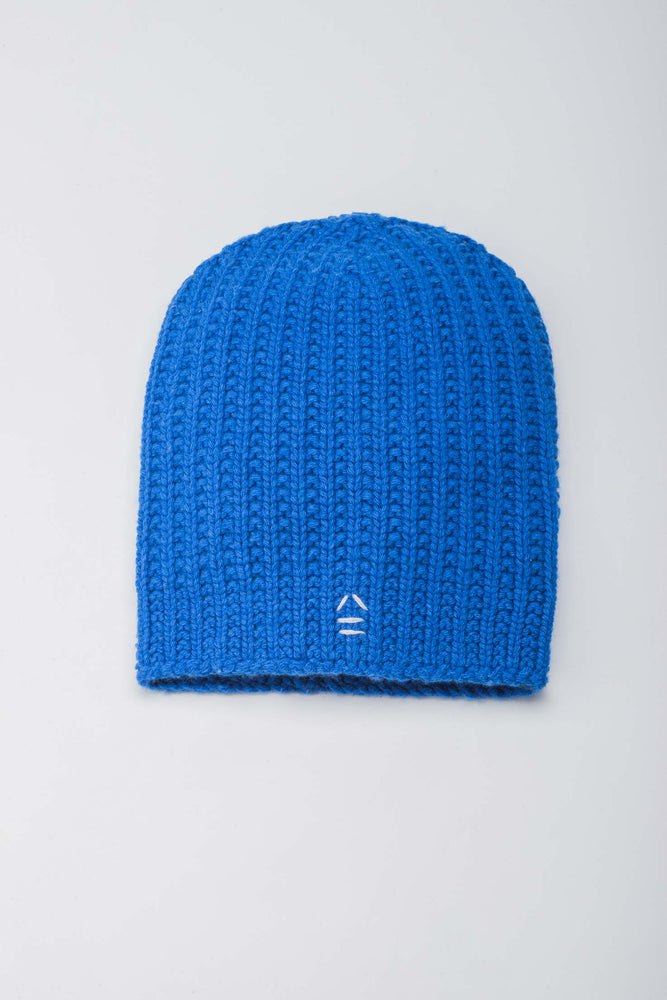 Load image into Gallery viewer, Wanderer Blue Beanie
