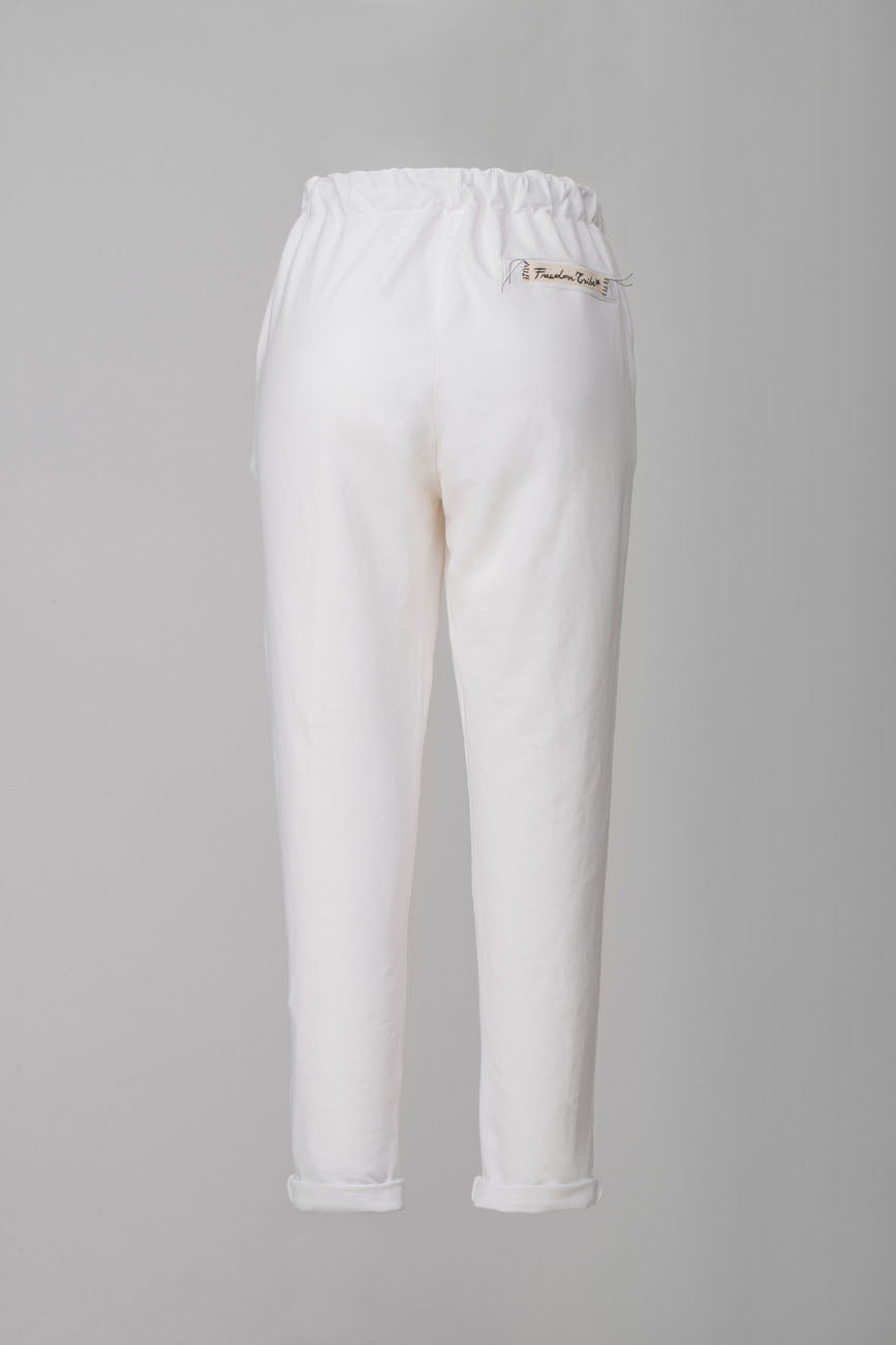 White Chill sweatpant