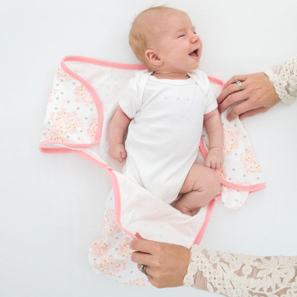 Super Easy Swaddle Wraps