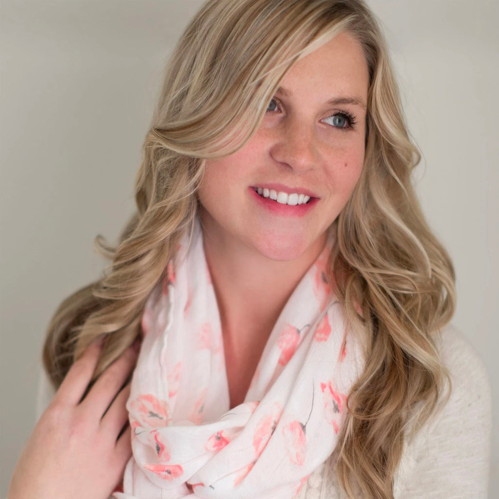 2-in-1 Infinity Nursing Scarf