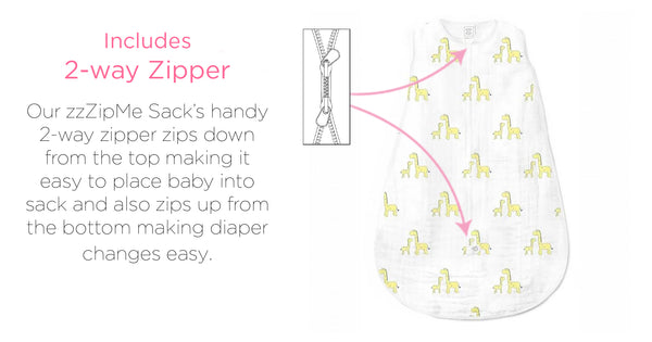 zzZipMe Sleeping Sacks