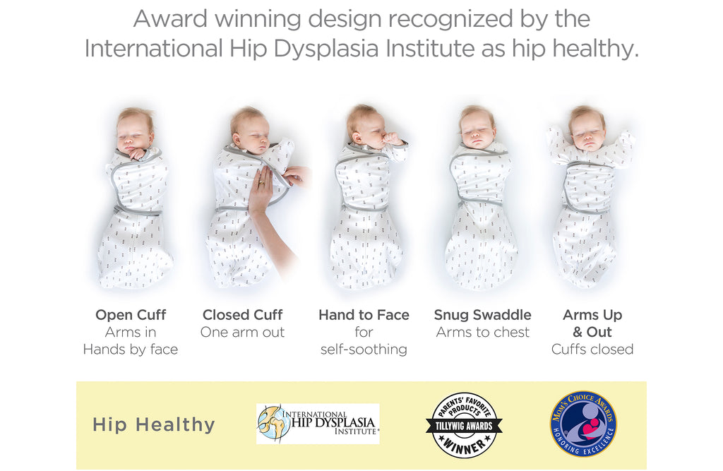 Award Winning Omni Swaddle Sack