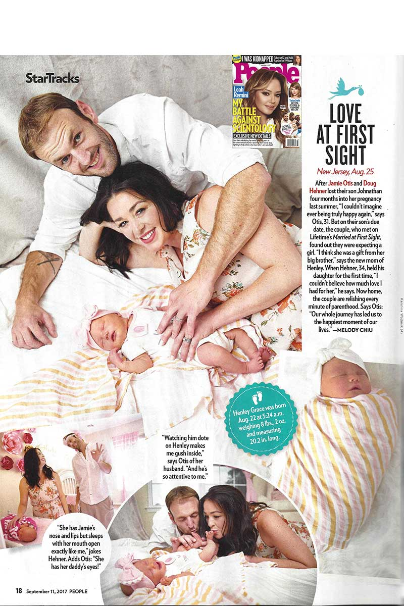 Bachelor Married at First Site Jamie Otis