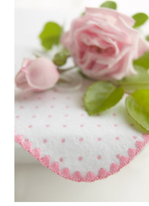 Charitable Causes Rose Ultimate Swaddle Stitch
