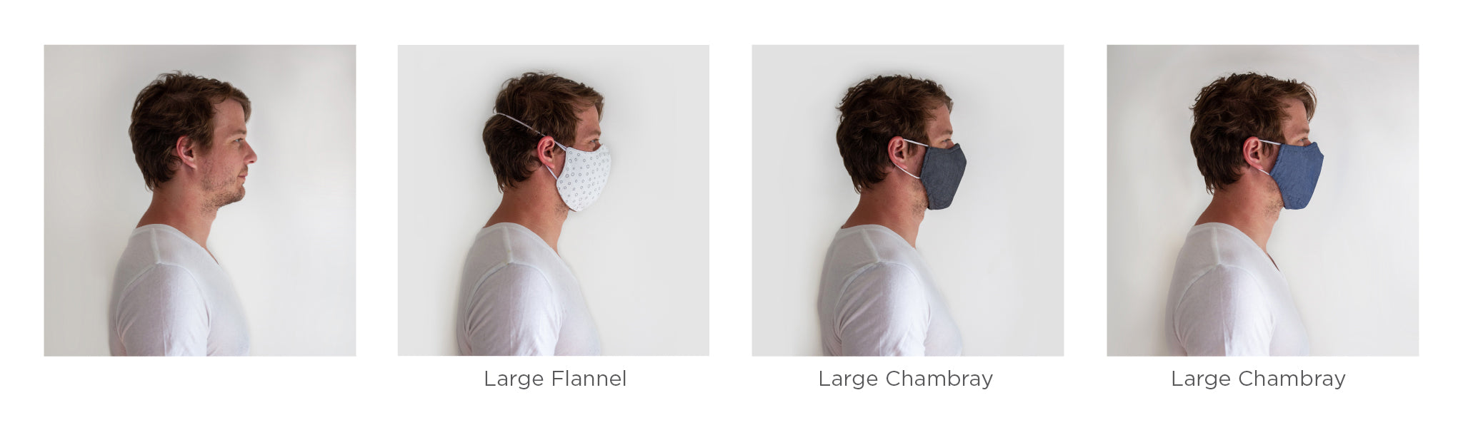 Large Fabric Facemasks