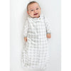 Cozy Puff zzZipMe Sack + Gown Set, Truffle