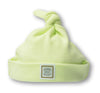 Knotted Hat - Pastel with Mocha Logo