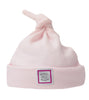 Knotted Hat - Pastel with Light Jewel Logo