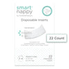 SmartNappy Disposable Inserts for Hybrid Cloth Diaper Cover One Box