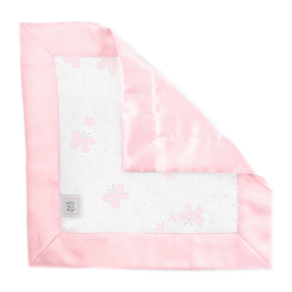 Muslin Baby Lovie - Butterflies