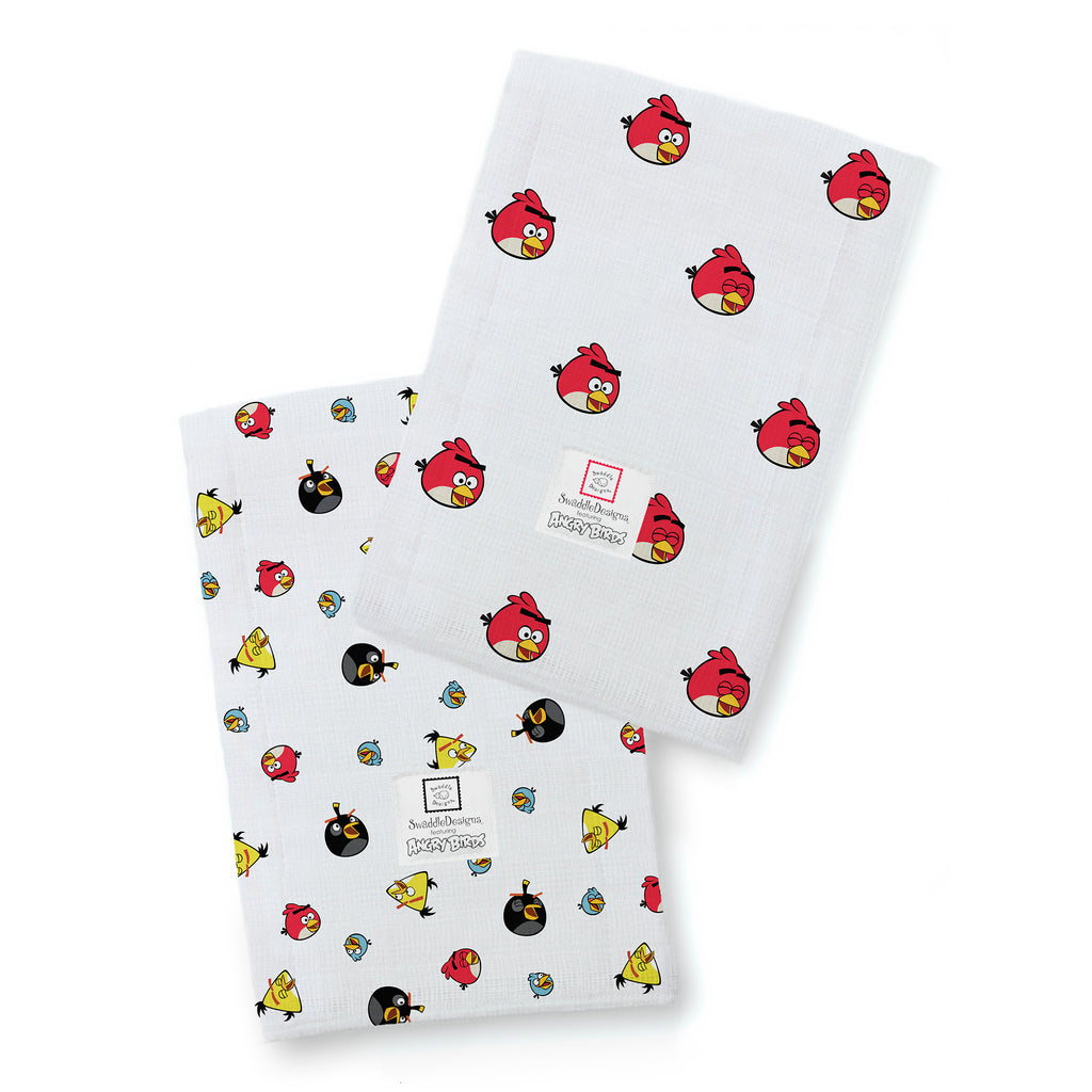 Baby Burpies - Red Angry Bird