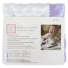 Baby Lovie -  Plush Dots, Lavender