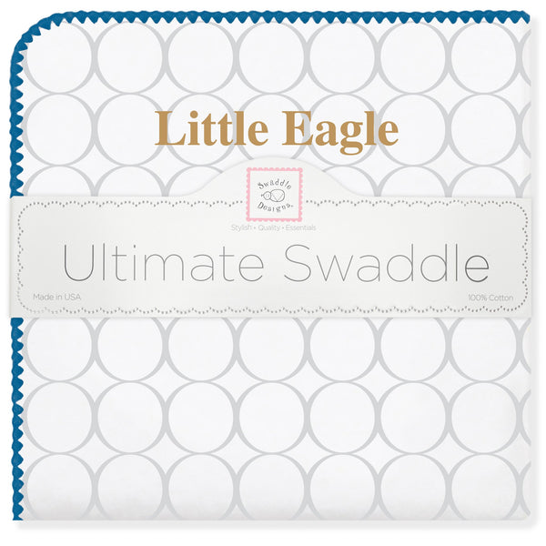 Ultimate Swaddle Blanket - Georgia - Little Eagle