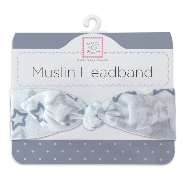 Muslin Headband - Starshine with Shimmer