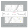 Muslin Luxe Blanket - Goodnight Sterling