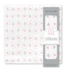 Muslin Swaddle Single - Pink Posies Single