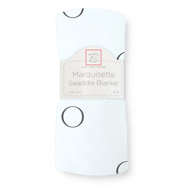 Marquisette Swaddle Blanket - Ring