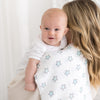 Marquisette Swaddle Blankets - Astro & Bubble Dots