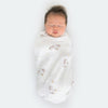 Muslin Swaddle and Plush Toy Set - Unicorn