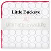 Ultimate Swaddle Blanket - Ohio - Little Buckeye