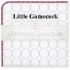 Ultimate Swaddle Blanket - South Carolina - Little Gamecock