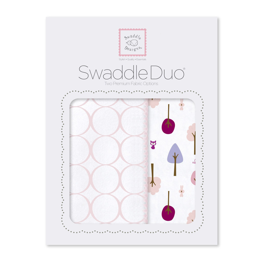 SwaddleDuo - Cute and Calm