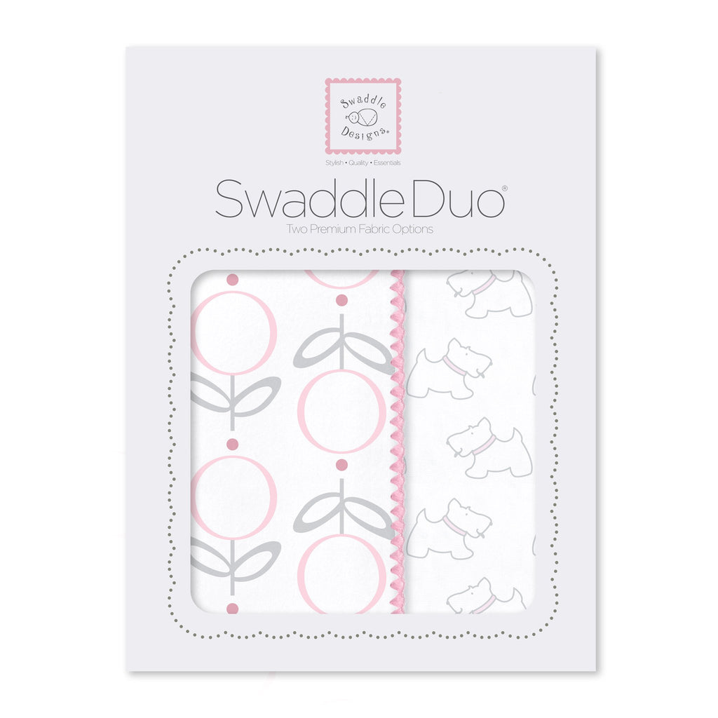 SwaddleDuo - Little Doggie (Set of 2)
