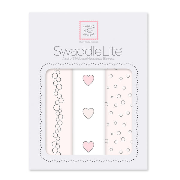 SwaddleLite - Celebrate, Pink