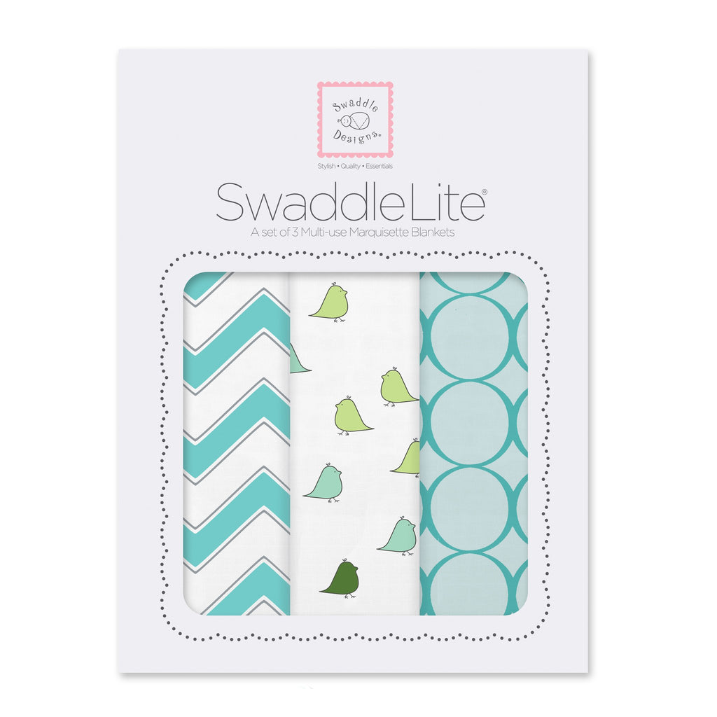 SwaddleLite - Chic Chevron