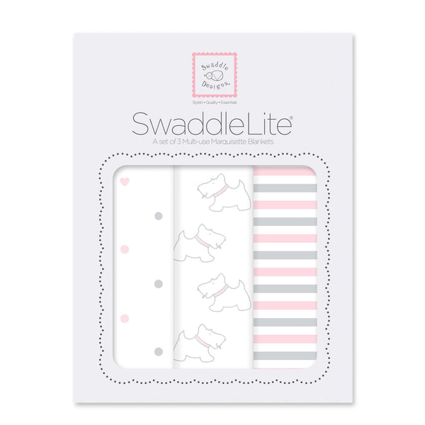SwaddleLite - Little Doggie (Set of 3)