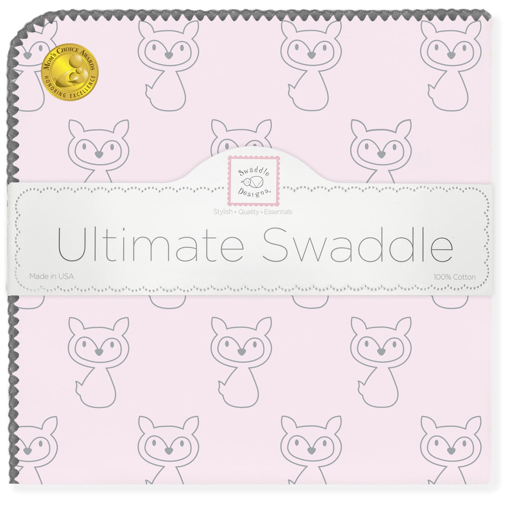 Ultimate Swaddle - Gray Fox