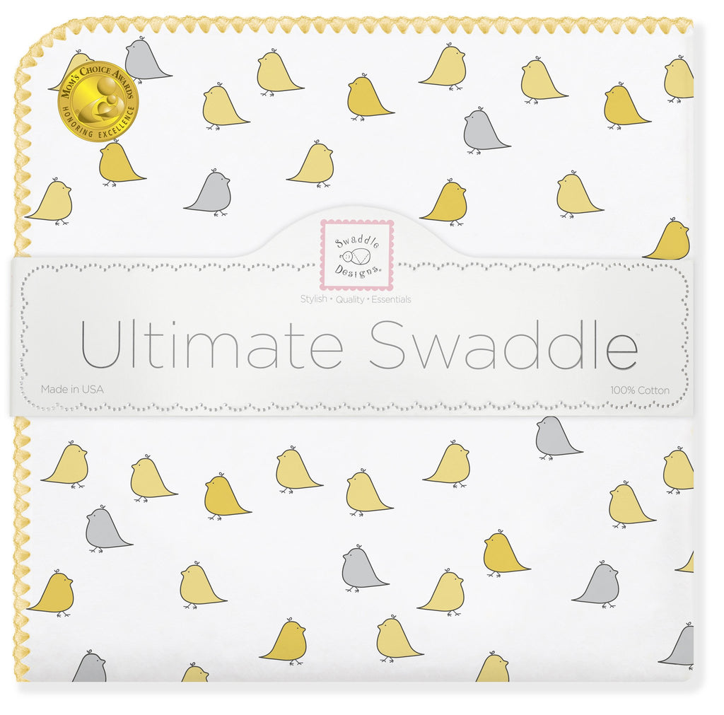 Ultimate Swaddle - Little Chickies
