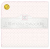 Ultimate Swaddle - Fresh Pastel Polka Dots