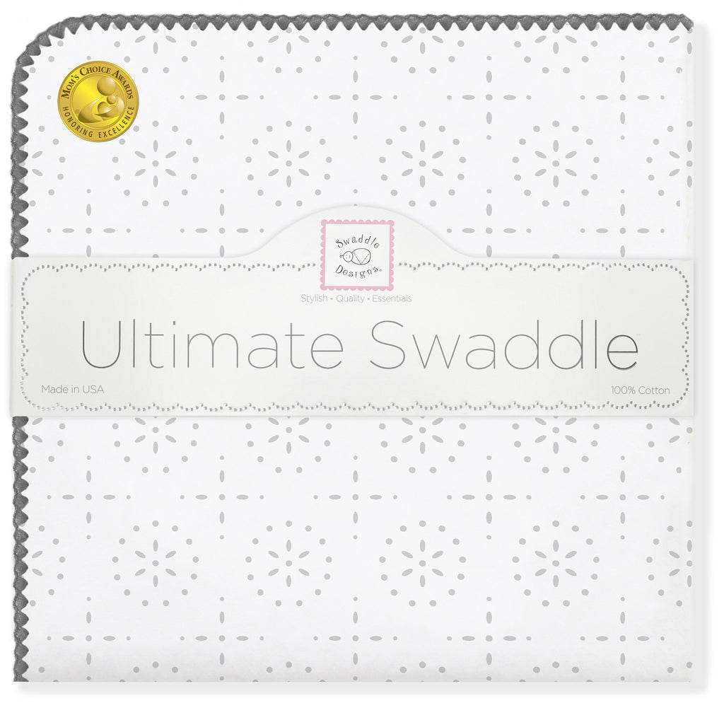 Ultimate Swaddle - Sterling Sparklers