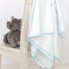 Ultimate Swaddle and Plush Toy Set - Elephants and Chickies + Baby Elephant