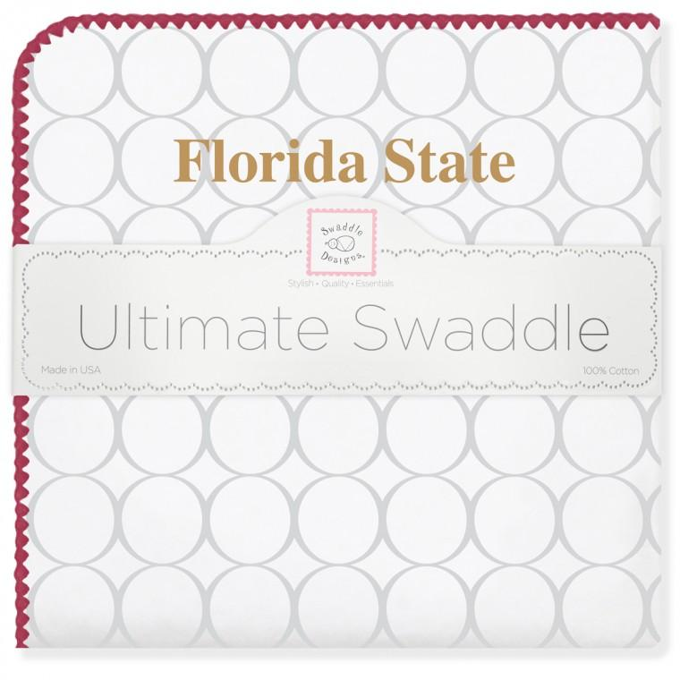 Ultimate Swaddle Blanket - Florida State Seminoles - Florida State