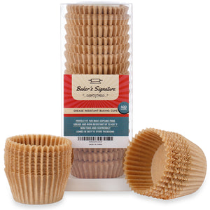 Cupcake & Muffin Liners Pack of 400