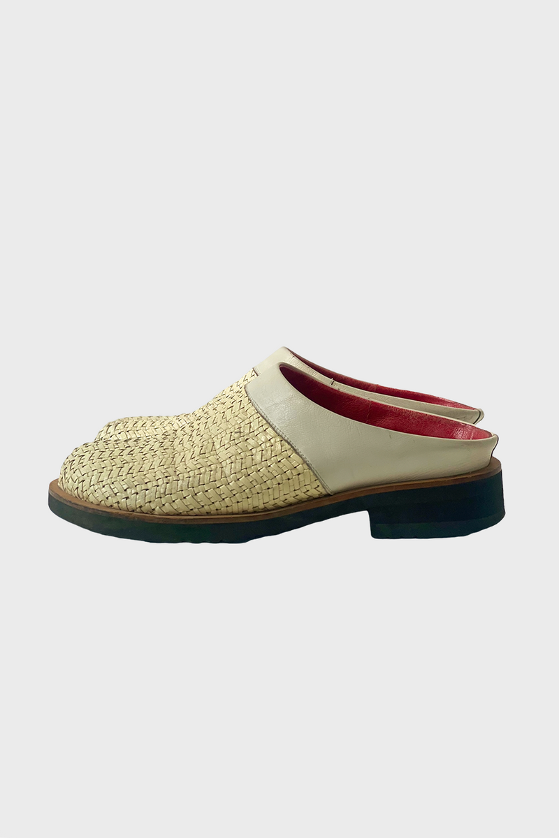 Moschino 2000s Spellout Side Bag
