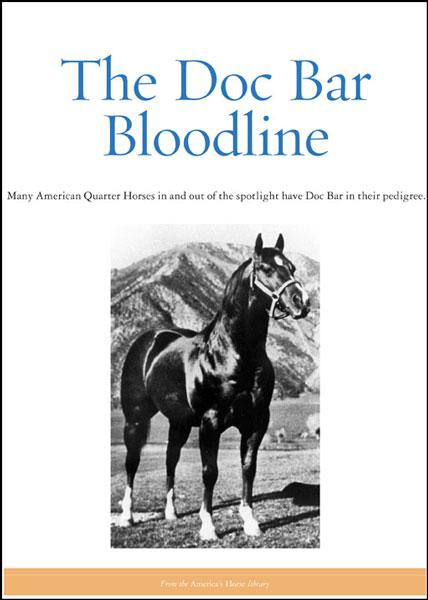 THE DOC BAR BLOODLINE e-book-Horse Palace-Horse Palace-update alt-text with template horse-education-supplements-training-riding-ebook-horse-dvd-guide-to-success-horseman-western-cowboy-cowgirl-stories-horse-safe-health-of-horse-breeding-horse-exercice-unicorn-stories-