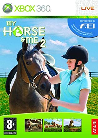My Horse & Me 2 / XBOX 360-Horse Palace-Horse Palace-update alt-text with template horse-education-supplements-training-riding-ebook-horse-dvd-guide-to-success-horseman-western-cowboy-cowgirl-stories-horse-safe-health-of-horse-breeding-horse-exercice-unicorn-stories